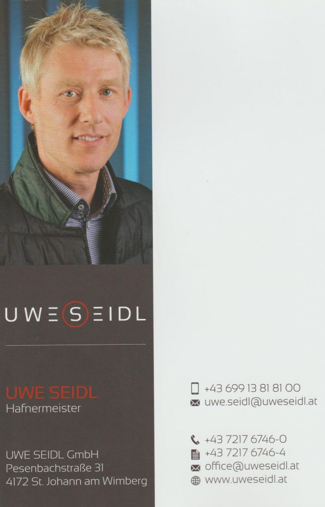 Uwe Seidl