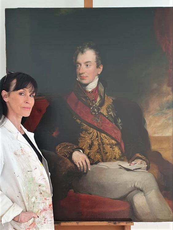 Fürst Metternich restauriert